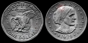 The Susan B. Anthony Dollar